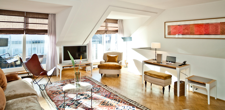 Designhotel Im Herzen Munchens Cortiina Hotel
